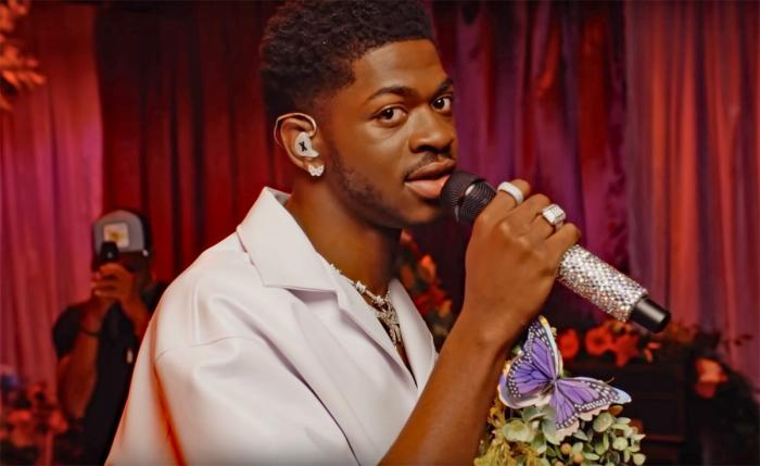 Lil Nas X goes country with Dolly Parton's 'Jolene'