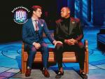 Michael Urie and Devere Rogers on Interracial Gay Romance in Broadway's 'Chicken & Biscuits'
